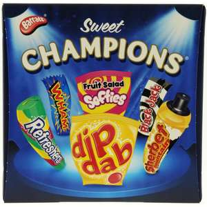 Barratt Box of sweets - £1.49 instore @ Heron Foods