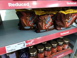 Asda Mcvities Digestive Nibbles Milk Chocolate 400g bag £2 instore