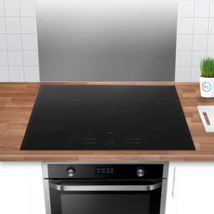 AEG HKM85510FB 5 Zone Induction Hob - £695.95 / £526 with 10% off promo + £100 cash back @ Mark's Electrical
