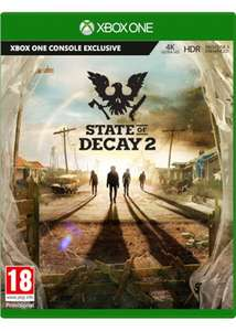 State of Decay 2 (Xbox One) £21.85 Delivered (Preorder) @ Base