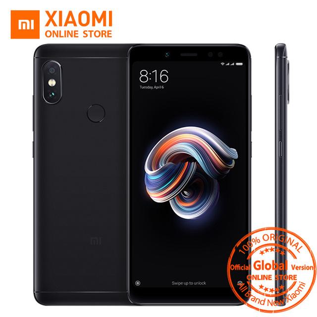 [Updated] Global Version Xiaomi Redmi Note 5 - £161.47 @ Ali Express