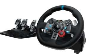 Logitech G29 Steering Wheel and Pedals - PC/PS3/PS4 - £189.99 @ Ebuyer
