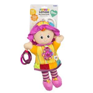 Lamaze toys reduced in Tesco from £12 to £8