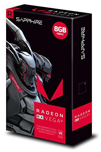 Sapphire Radeon RX Vega 56 (Pre-order) - £547.14 @ Amazon