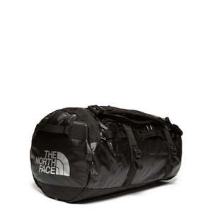 The North Face / TNF basecamp duffel bag (small) - Black @ Blacks - £61.80