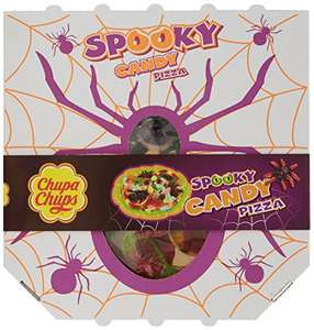 Chupa Chups Spooky Jelly Candy Pizza 400 g (Pack of 6) £6.69 prime / £11.44 non prime amazon