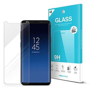 2 x S9 Plus Tempered Glass Screen Protectors for under an eighter on Amazon (Sold by VRS Design, fulfilled by Amazon)