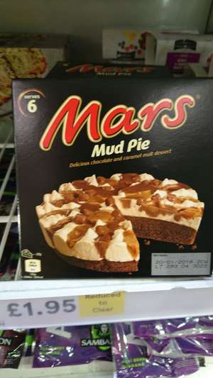Mars mud pie @ tesco - £1.95