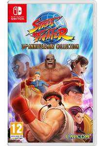 Street Fighter 30th anniversary collection [switch] - £37.85 @ BASE