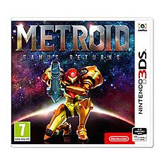 Metroid Samus Returns for 3DS, only £28.99 brand new @ GAME