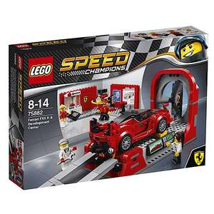 Lego Ferrari Development Centre 75882 Retired Set - Entertainer - £35.99