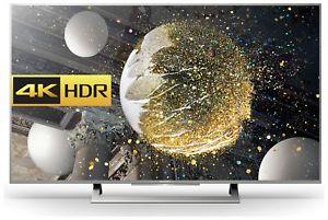 Sony Bravia KD43XD8077SU 43 Inch 4K TV (SILVER) - £458.99 @ Argos eBay (Brand New)