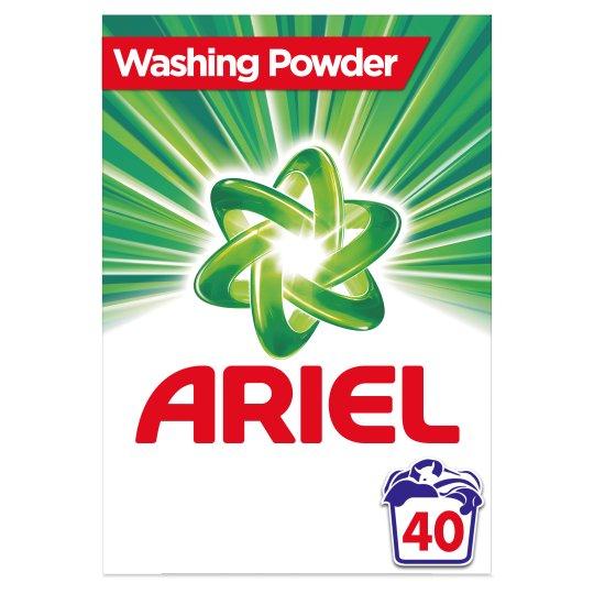 Ariel 40 Washes - £5.50 @ Tesco