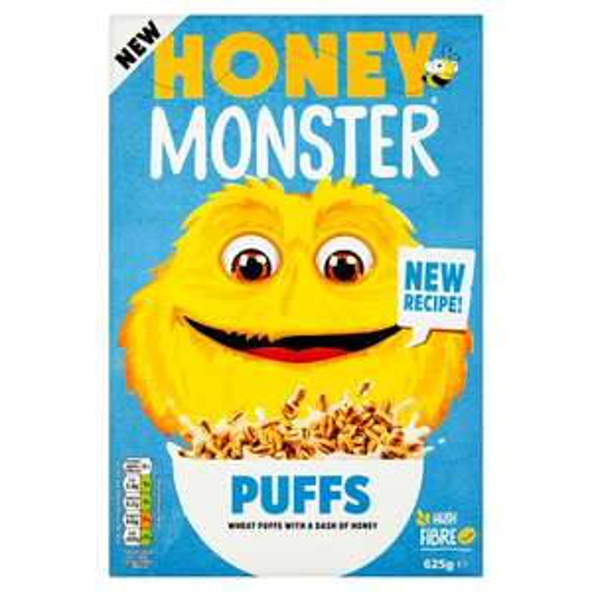 625g Honey Monster Puffs (Sugar Puffs) - £1 @ Heron