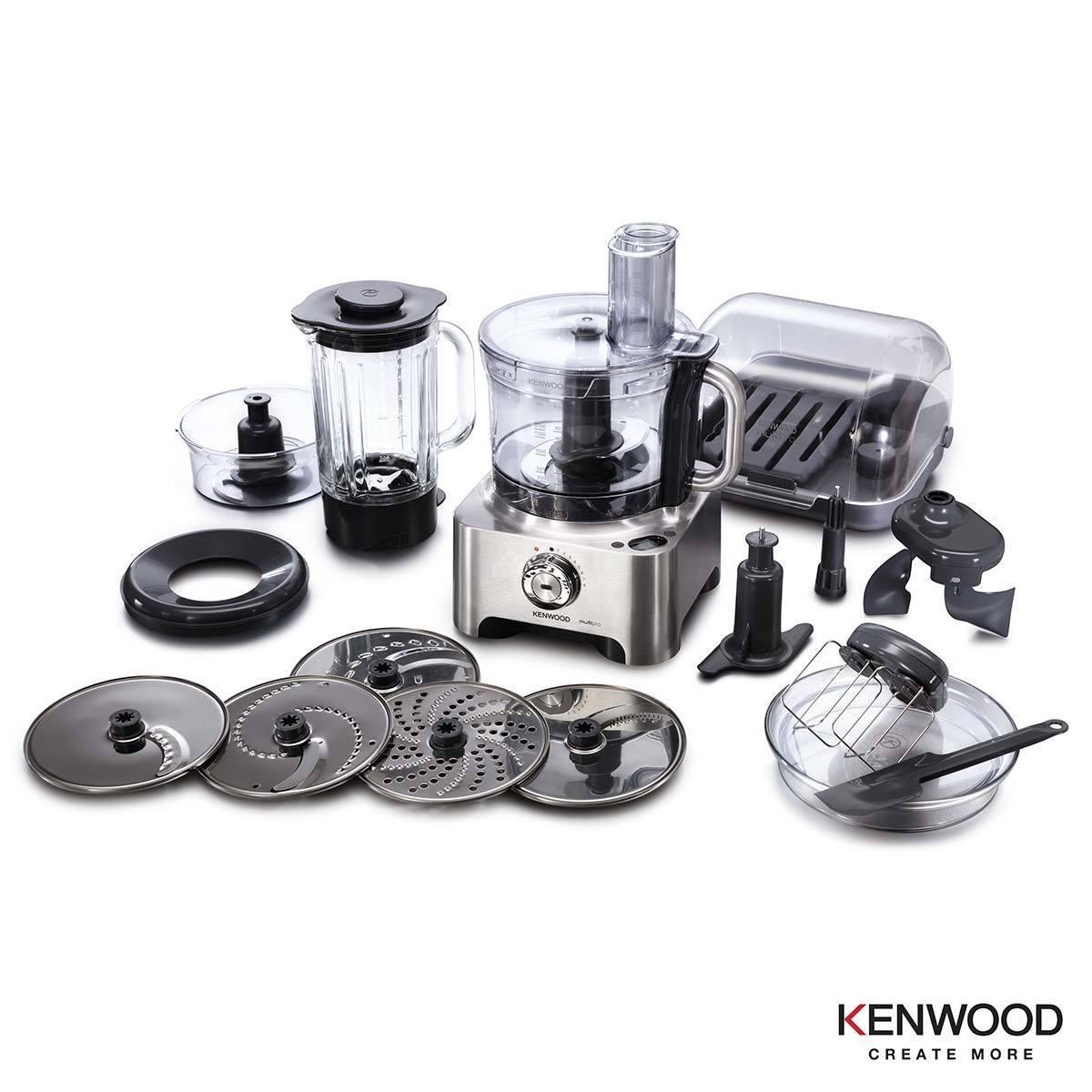 Kenwood Multipro Sense Food Processor, FPM810 - COSTCO online deal - £149.89