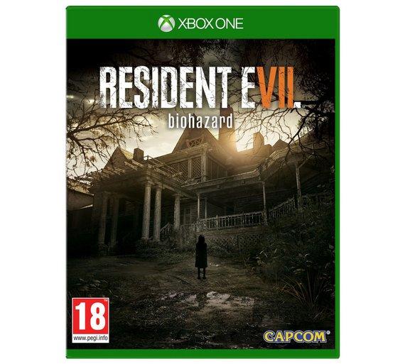 Resident Evil 7 Xbox One Brand new £14.99 @ Argos
