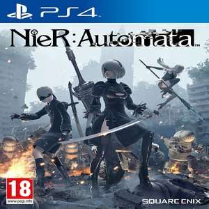 Nier Automata PS4 £18.49 Prime (£20.48 non Prime) @ Amazon