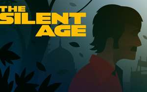 PC:- The Silent Age 69p Reduced from £6.99 ( Point & Click Adventure ) Steam Key