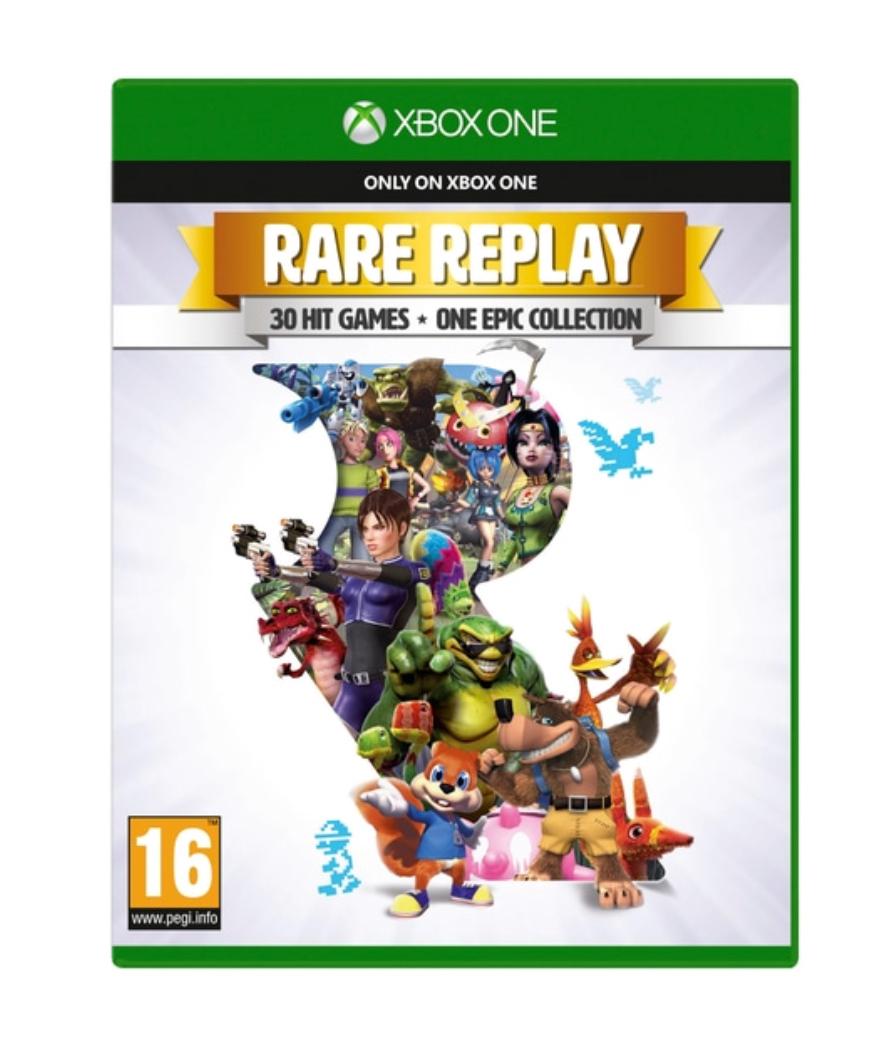 Rare replay Xbox one, £9.99 free c&c @ Smyths