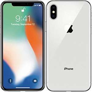 Grade A / Used 64GB iPhone X Silver Unlocked £560 at Grainger Games