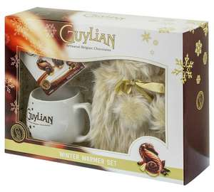 Guylian Mug & Hot Water Bottle Winter Warmer Set £3.49 @ Argos