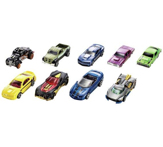 Hot Wheels Car - 9 Pack Assortment £9.99 each or 2 for £15 C+C @ Argos