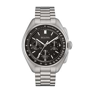 "Bulova Lunar Pilot with steel bracelet - the other ""moonwatch"" £289 @ Amazon (temp oos)"