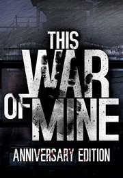 PC : This War of Mine Anniversary Edition £3.00 reduced from £14.99 ( Strategy, Adventure, RPG) Steam key