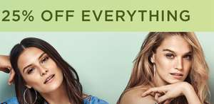 Dorothy Perkins 25% off everything at   Dorothy Perkins