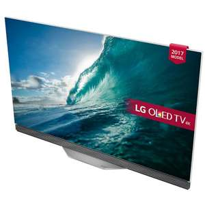 LG OLED55E7V 55'' 4K UHD HDR OLED TV inc. 5 yr Warranty - £2399 (£1899 after Cashback) delivered @ Peter Tyson