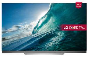 "LG OLED65E7V 65"" 4K UHD HDR OLED TV inc. 6 yr Warranty - £3799 (£2,999 after cashback) delivered @ Richer Sounds"