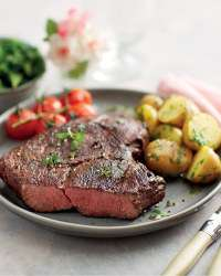 The Mother of All Steaks - 454g - £4.99 instore @ Aldi