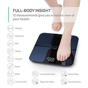 Eufy BodySense Smart Scales £29.99 (Lightning Deal) Sold by AnkerDirect and Fulfilled by Amazon