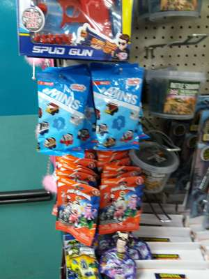 Thomas the Tank Engine minis blind bag £1 instore @ Poundland