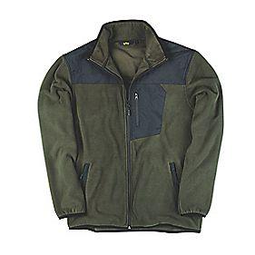 "Site Fleece jacket 46"" chest £5.99 at Screwfix (c&c)"