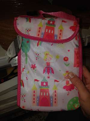 George HOME girls lunch bag 75p Asda instore