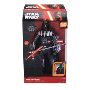 Star Wars Interactive Figures @ Littlewoods Clearance Ebay. £29.99 + £3.95 P&P