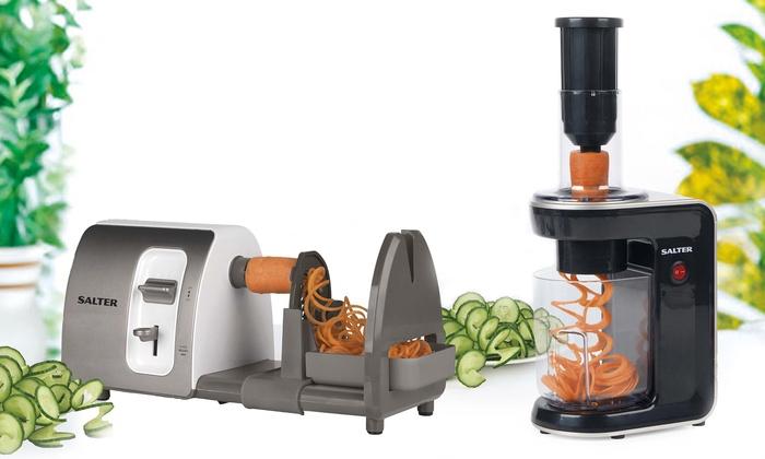 Salter spiralizer electric £15.98 delivered at Groupon