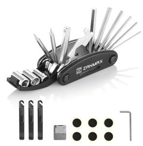 Zanmax -  Bike Mechanic Repair Tools Kit £4.07 /  Zanmax Repair Tool Set of 60 £5.81 w/code @ Rosegal