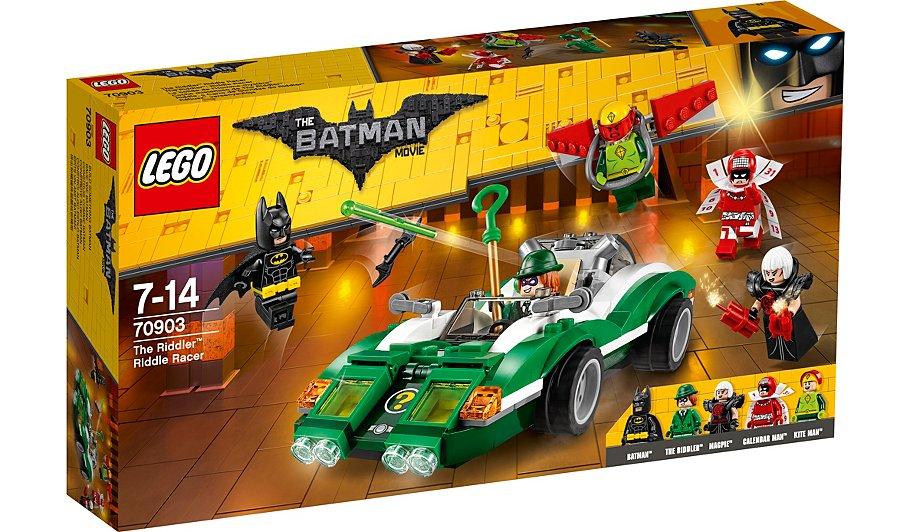 Lego 70903  Riddle Racer set - £21 instore @ Debenhams (Coventry)