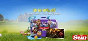 Alton Towers Up To 40% Hotel Stays