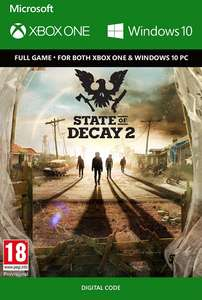 State of Decay 2 Play Anywhere (Xbox One/PC) £22.99 (£21.84 with code/Apple Pay) @ CDKeys
