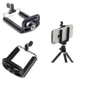 Camera Bracket-Clamp Clip Mount for Phones etc - £1.98 at Ebay.co.uk / micros2u  - seller with1000's sales  99% +