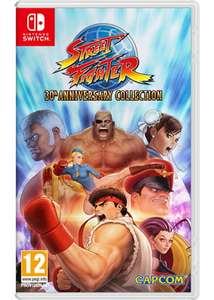 Street Fighter 30th Anniversary Collection (Nintendo Switch) £33.85 Delivered (Preorder) @ Base