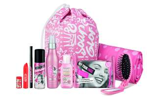 Soap & Glory Happy Glamper Kit (contents worth approx £25) £16 & 3 for 2 @ Boots