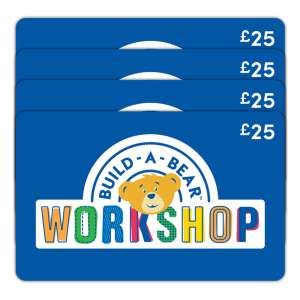 Costco Build-A-Bear E-Vouchers £100 worth for £69.99  - Now Live
