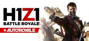PC Game : H1Z1 going FREE to play later today! At roughly 18:00 GMT 6pm at STEAM