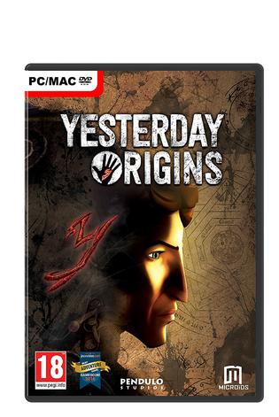 Yesterdays Origins PC @SHOPTO
