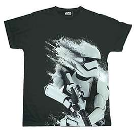 Kids star wars stormtrooper t shirt size 7/8 @ GAME - £2