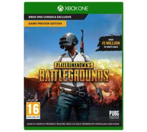 BACK IN STOCK - PUBG XBOX ONE £9.85 @ Shopto / Shopto ebay